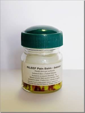 Relief Pain Balm